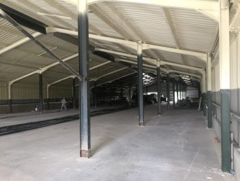 Agricultural storage insulation