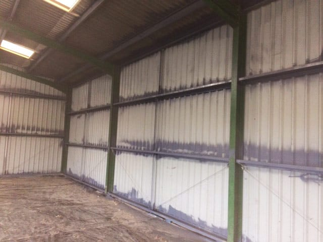 agricultural insulation services page before